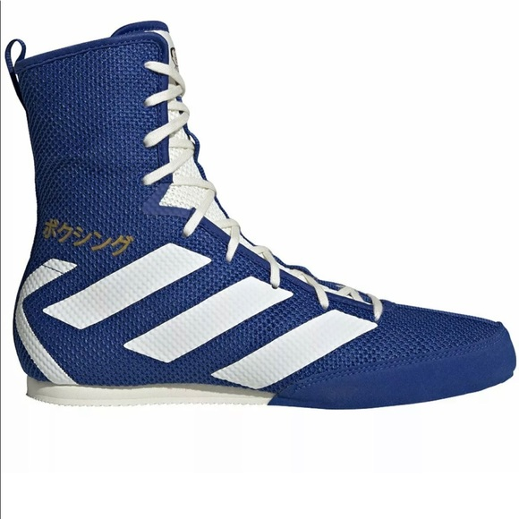 Adidas Men's Box Hog 3 Japan Boxing Shoes Size 8